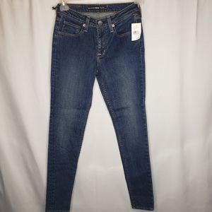 Big Star avalon high rise skinny jeans size 27 nwt